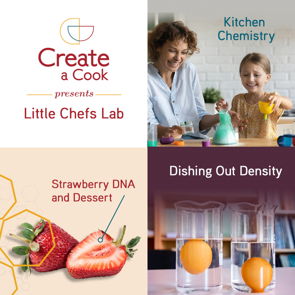 Create a Cook Little Chefs Logo